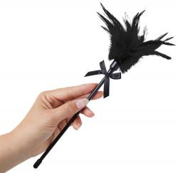 Feather Tickler Black (3)