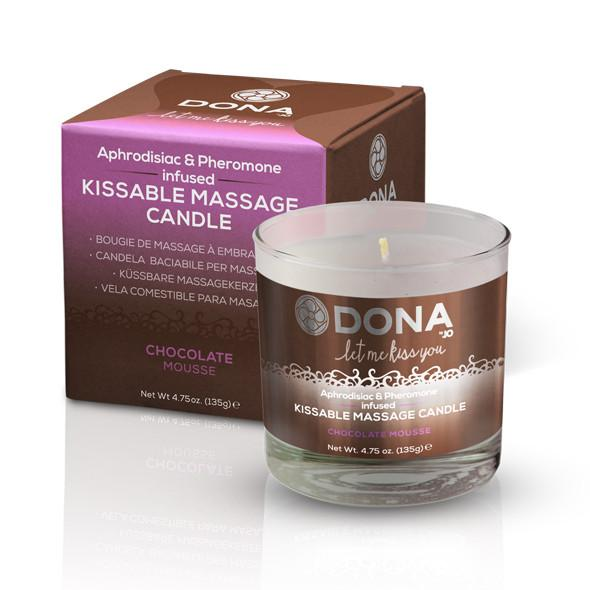 DONA Kissable Massage Chocolate Mou...