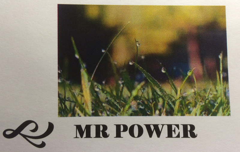 Mr Power - Singeldos
